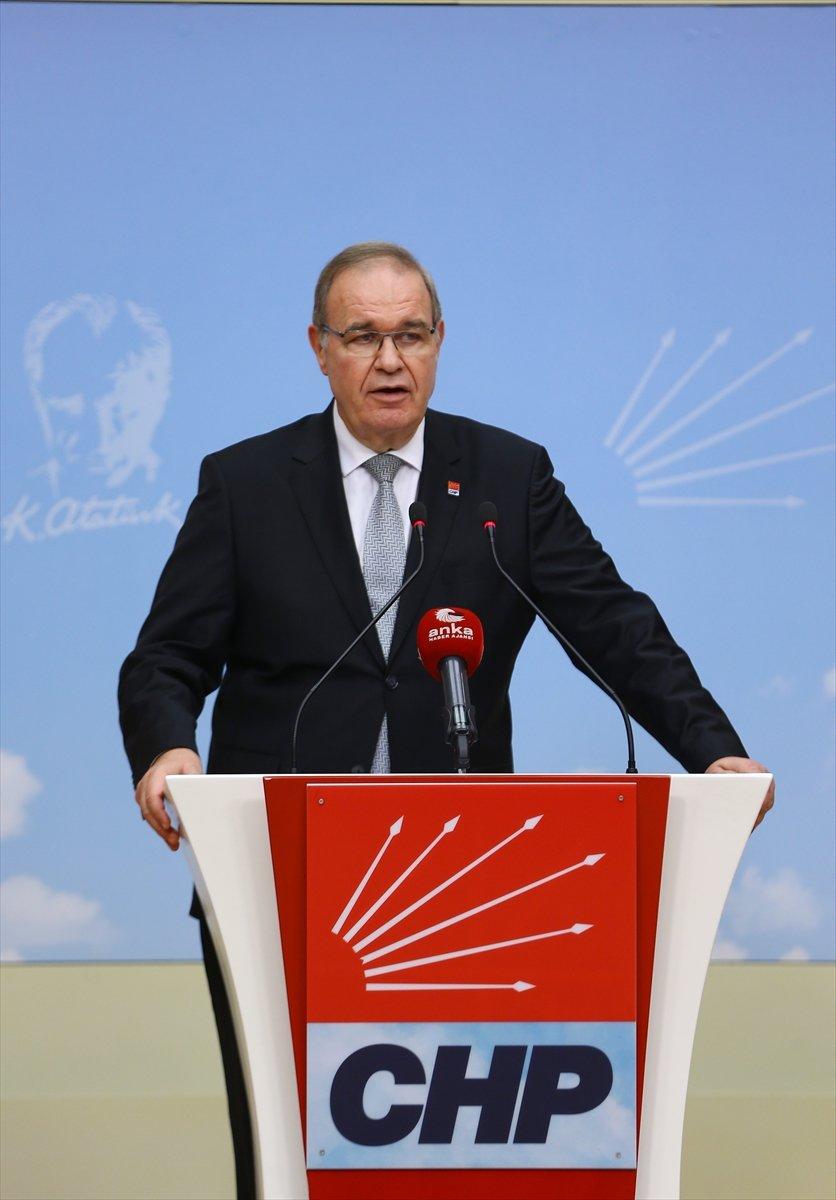 CHP li Özrtak a, Bahçeli nin  HDP kapatılsın  çıkışı soruldu #1