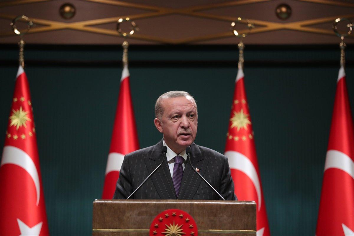 Cumhurbaşkanı Erdoğan: 31 Aralık tan 4 Ocak a kadar sokağa çıkma kısıtlaması olacak  #1