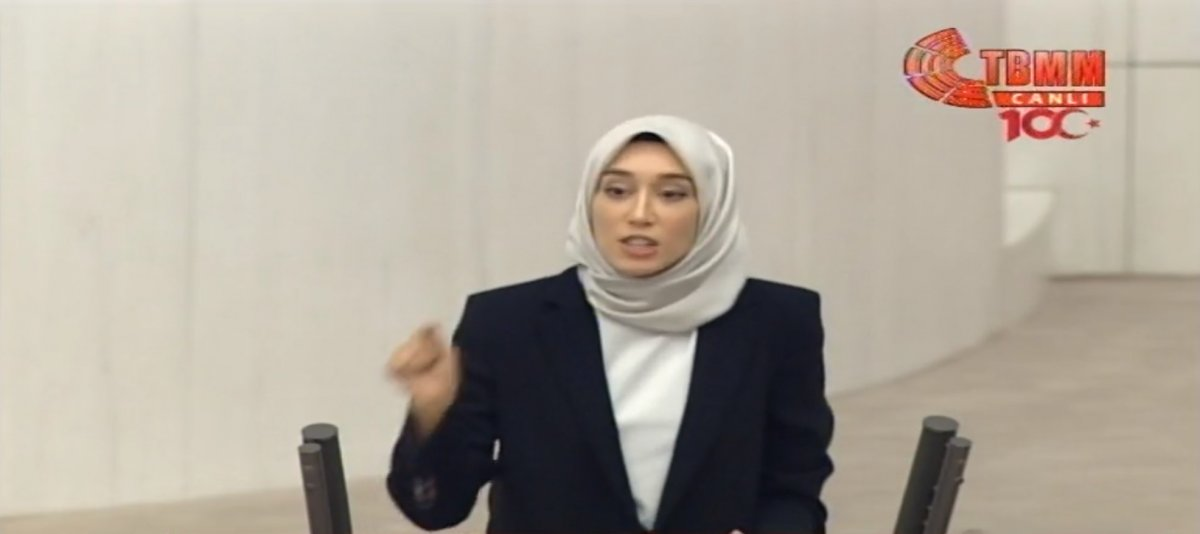 Rümeysa Kadak tan CHP ye tecavüz sessizliği tepkisi #1