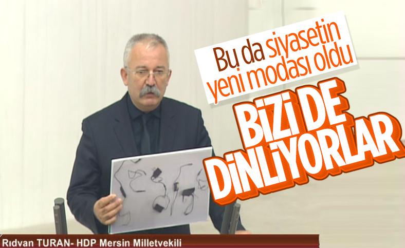 HDP İstanbul il binasına böcek yerleştirildiği iddiası