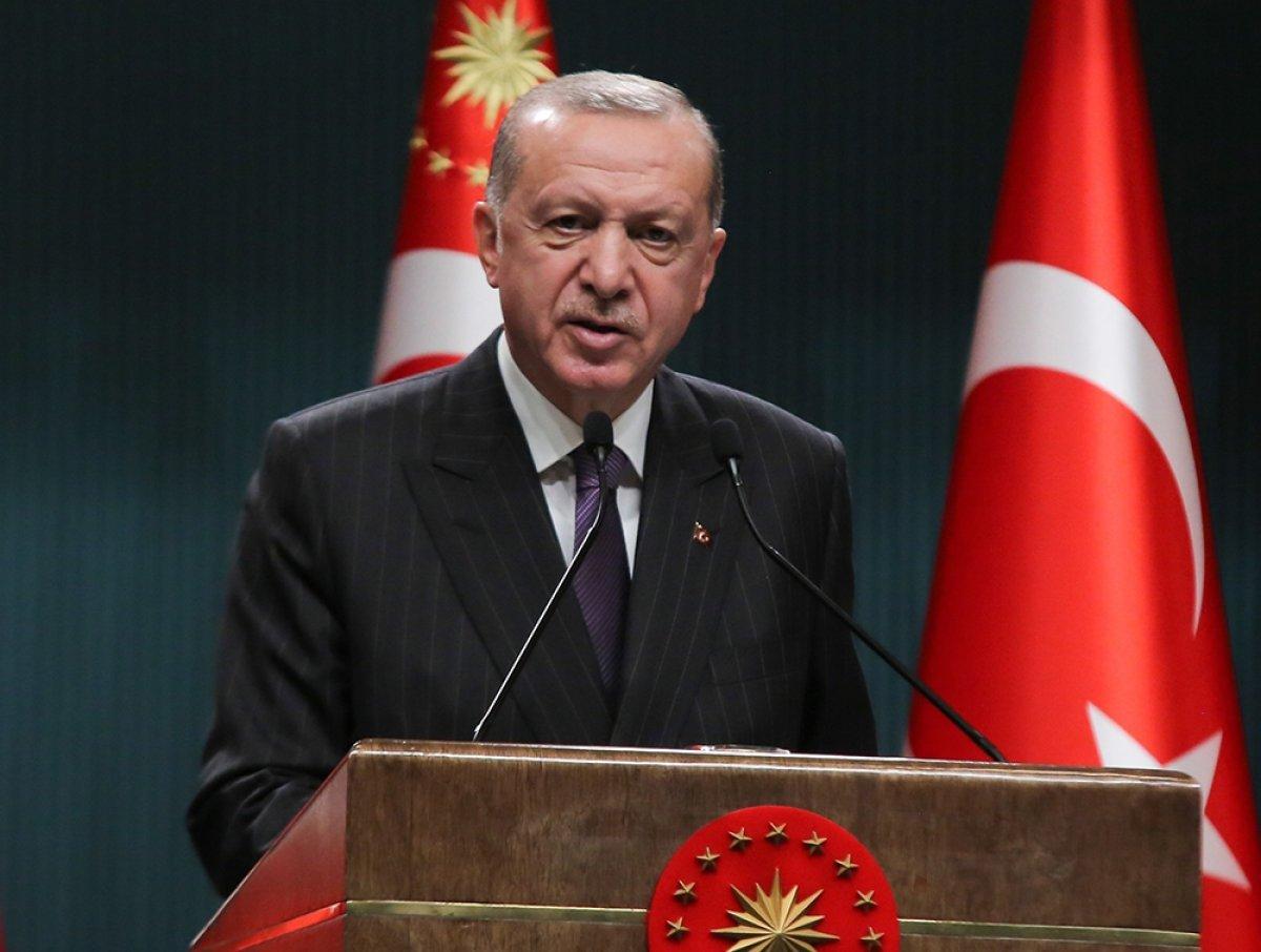 Cumhurbaşkanı Erdoğan dan Amerika ya: Bu nasıl müttefikliktir #2