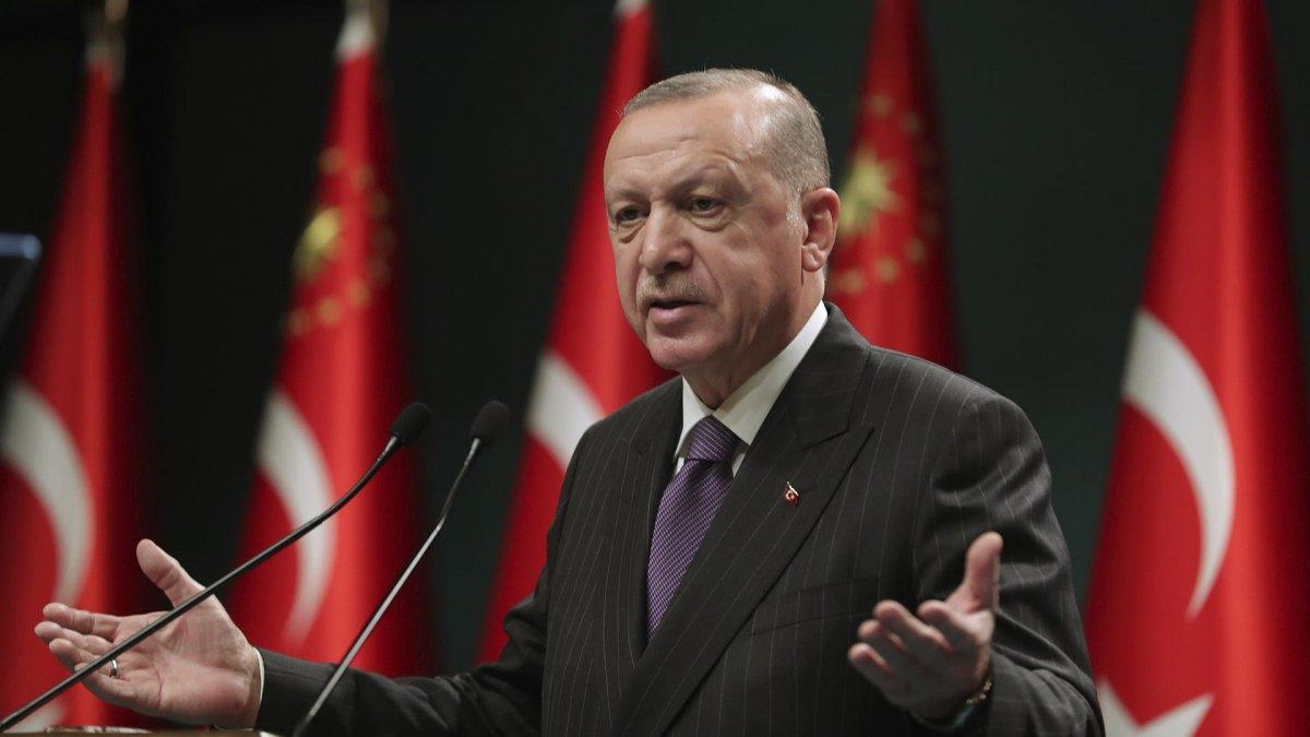 Cumhurbaşkanı Erdoğan dan Amerika ya: Bu nasıl müttefikliktir #1
