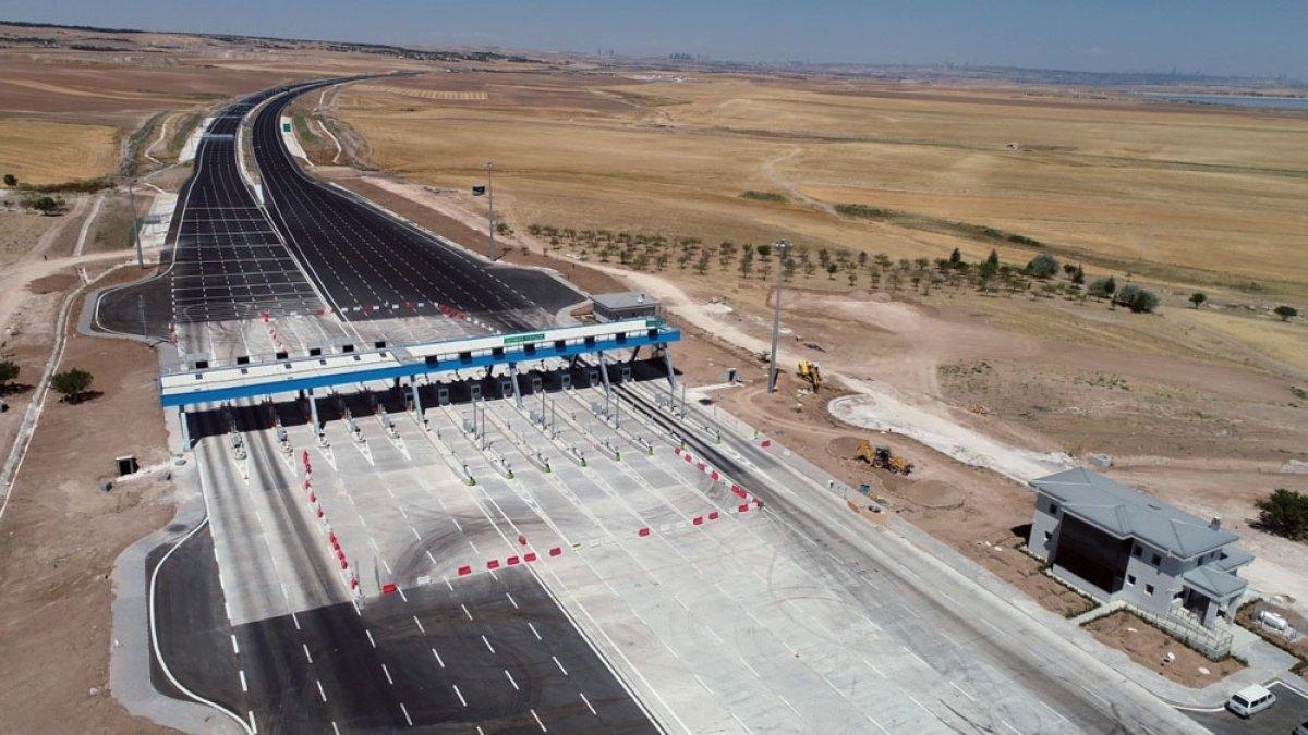 Niğde - Ankara Otoyolu açıldı #9