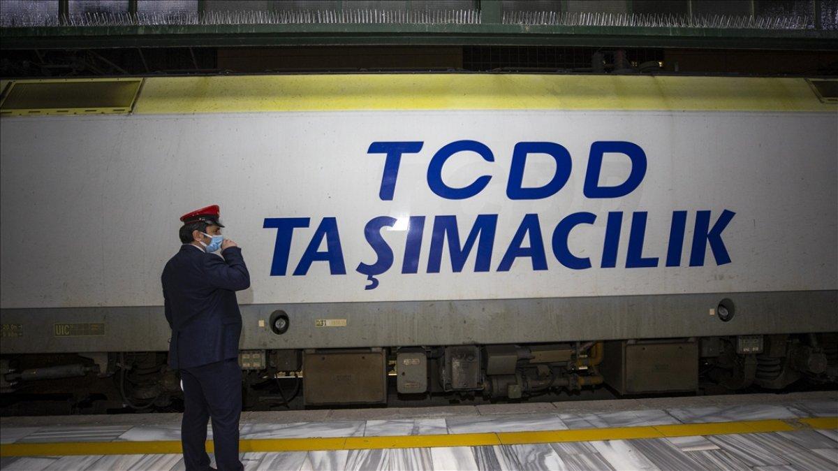İstanbul dan törenle uğurlanan ilk ihracat treni Çin e ulaştı  #3