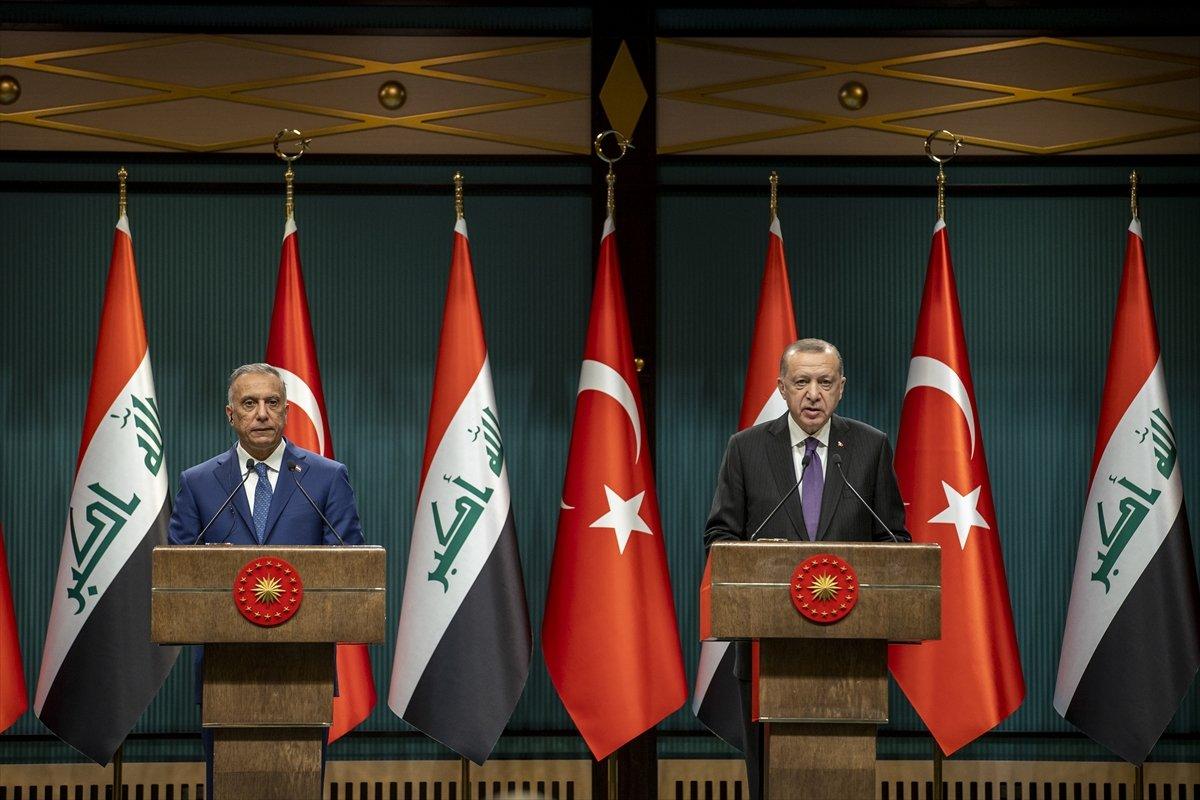 Erdoğan: Ne Irak, ne de Suriye nin geleceğinde teröre asla yer yoktur #2