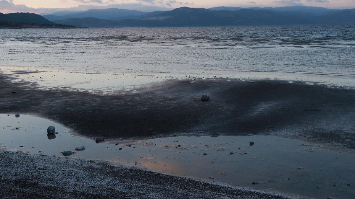Salda Gölü, kuraklık nedeniyle 10 yılda 30 metre çekildi #3