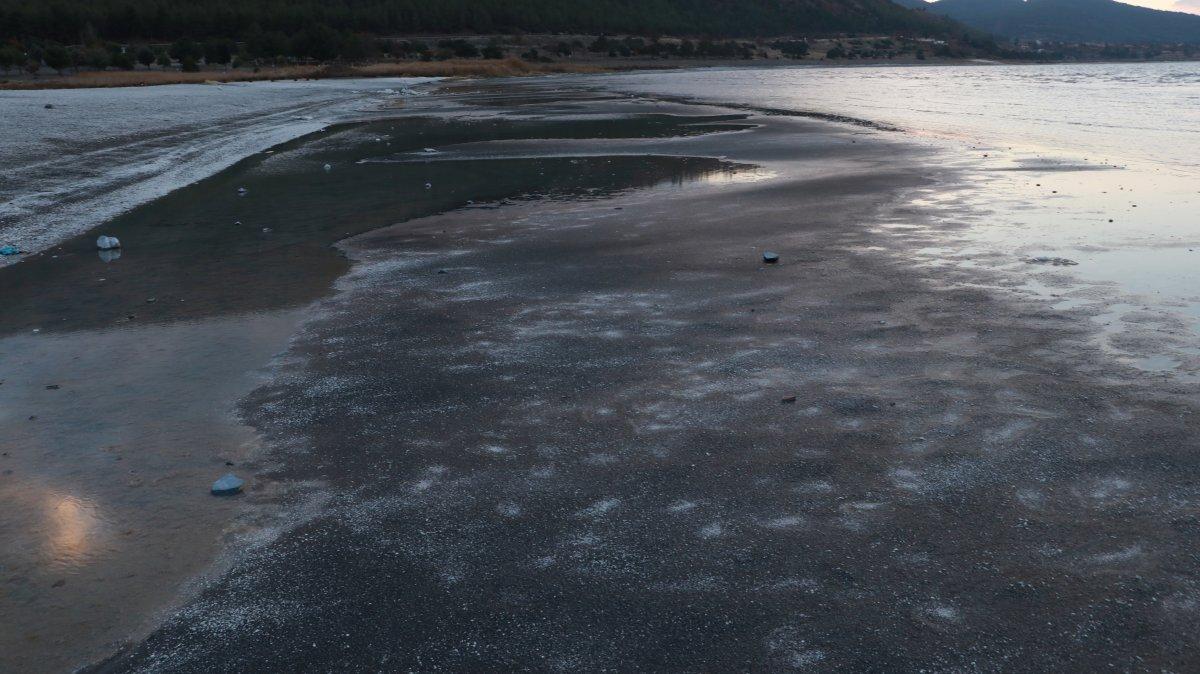 Salda Gölü, kuraklık nedeniyle 10 yılda 30 metre çekildi #2
