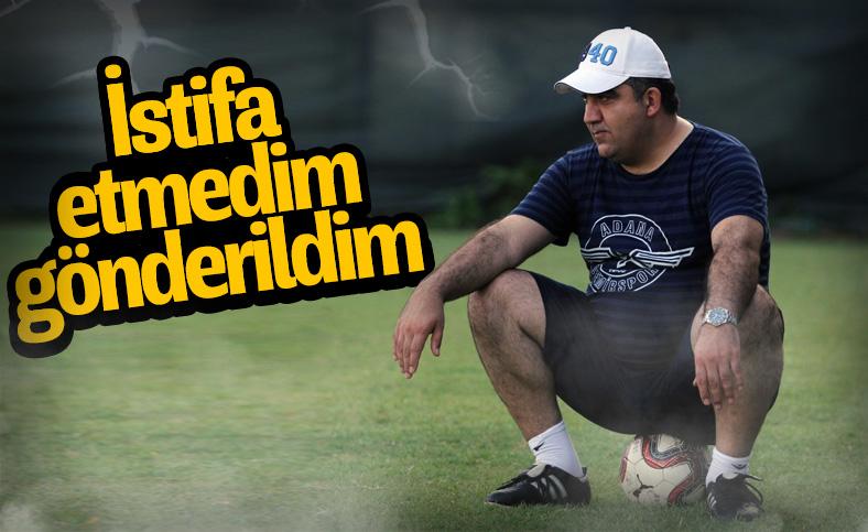 Ümit Özat: Adana Demirspor'un düşmana ihtiyacı yok
