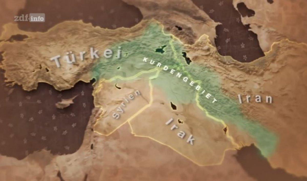 Alman devlet televizyonunda PKK belgeseli #2