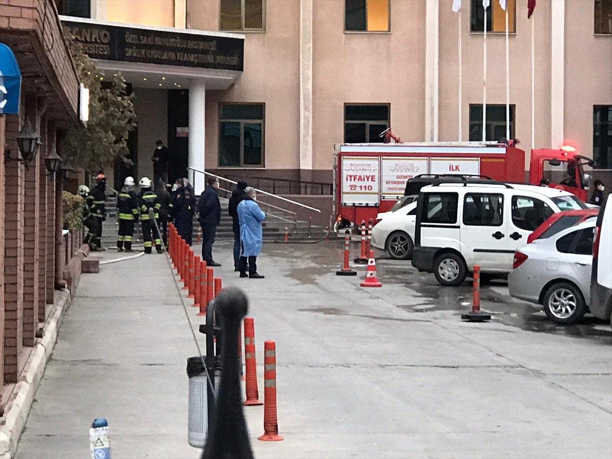 Gaziantep te özel hastanedeki patlamada ölü sayısı 10 a yükseldi #1