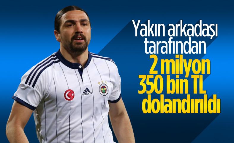 Fenerbahçe'nin eski futbolcusu Mehmet Topuz dolandırıldı