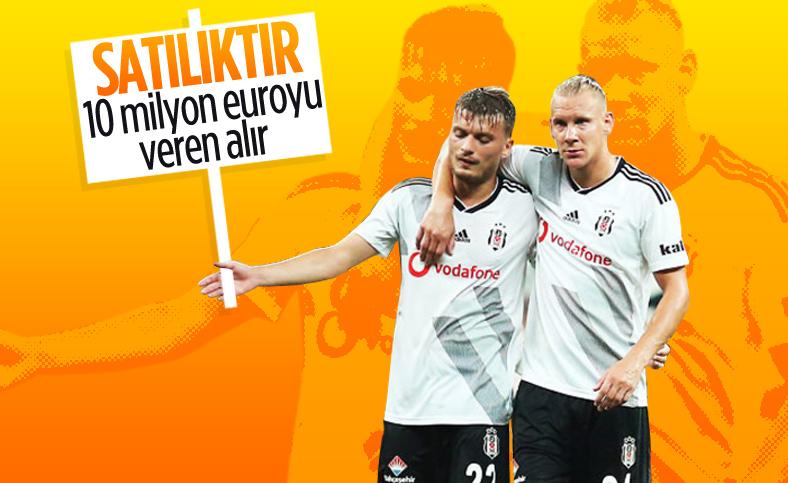 Beşiktaş'ın Ljajic ve Vida için istediği para