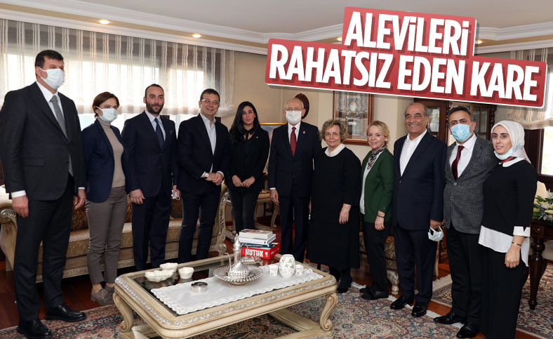 CHP'nin Seval Türkeş ziyaretine Alevi derneklerinden tepki