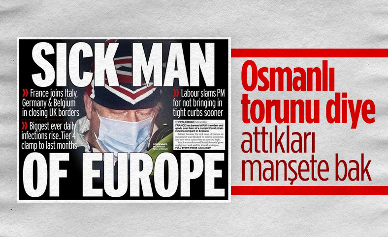 Mirror: İngiltere, Avrupa'nın hasta adamı