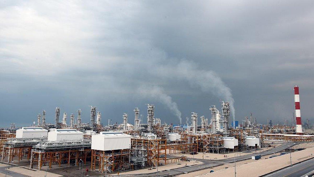 Çin, Uygur Özerk Bölgesi nde 109 milyar metreküplük doğalgaz rezervi buldu #1