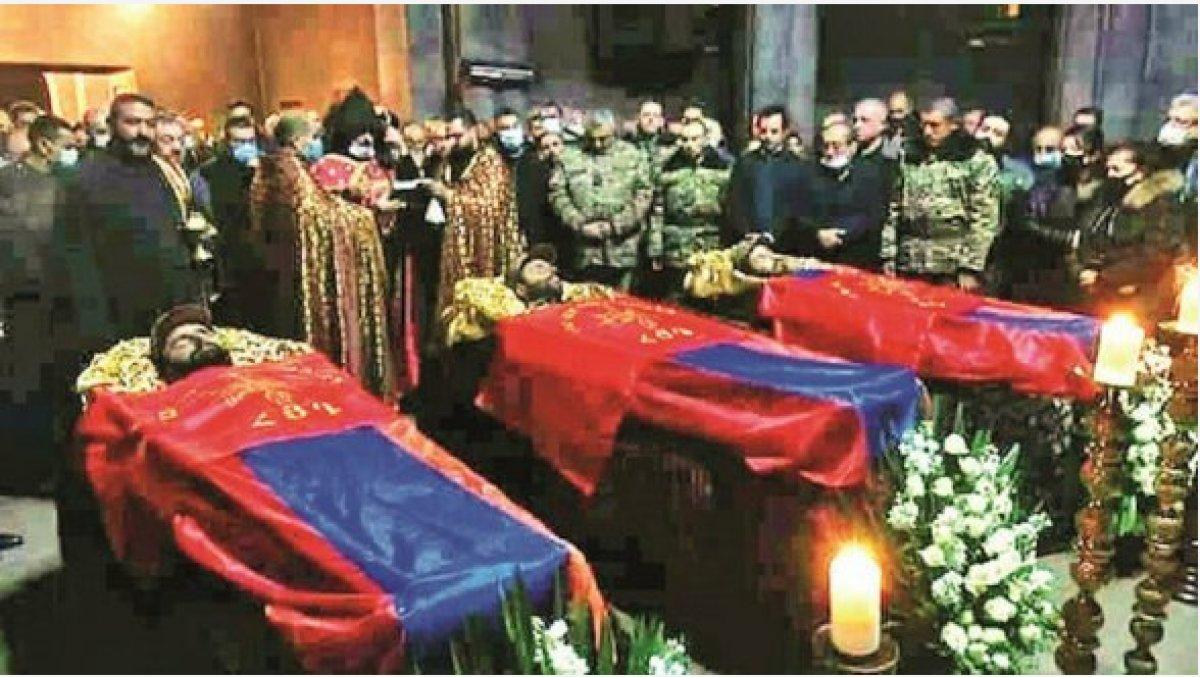 Ermenistan için savaşan PKK lıların cesetleri Halep te #1