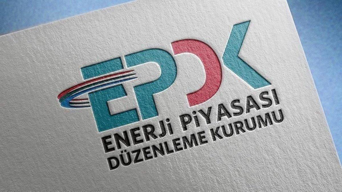 EPDK 2021 lisans bedellerini belirledi #1
