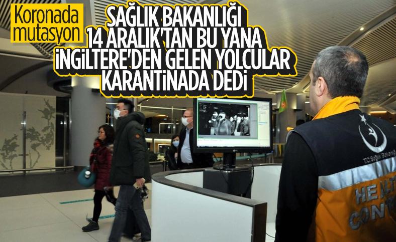 Fahrettin Koca: Ülkemize giriş yapan 335 yolcu izolasyona alındı