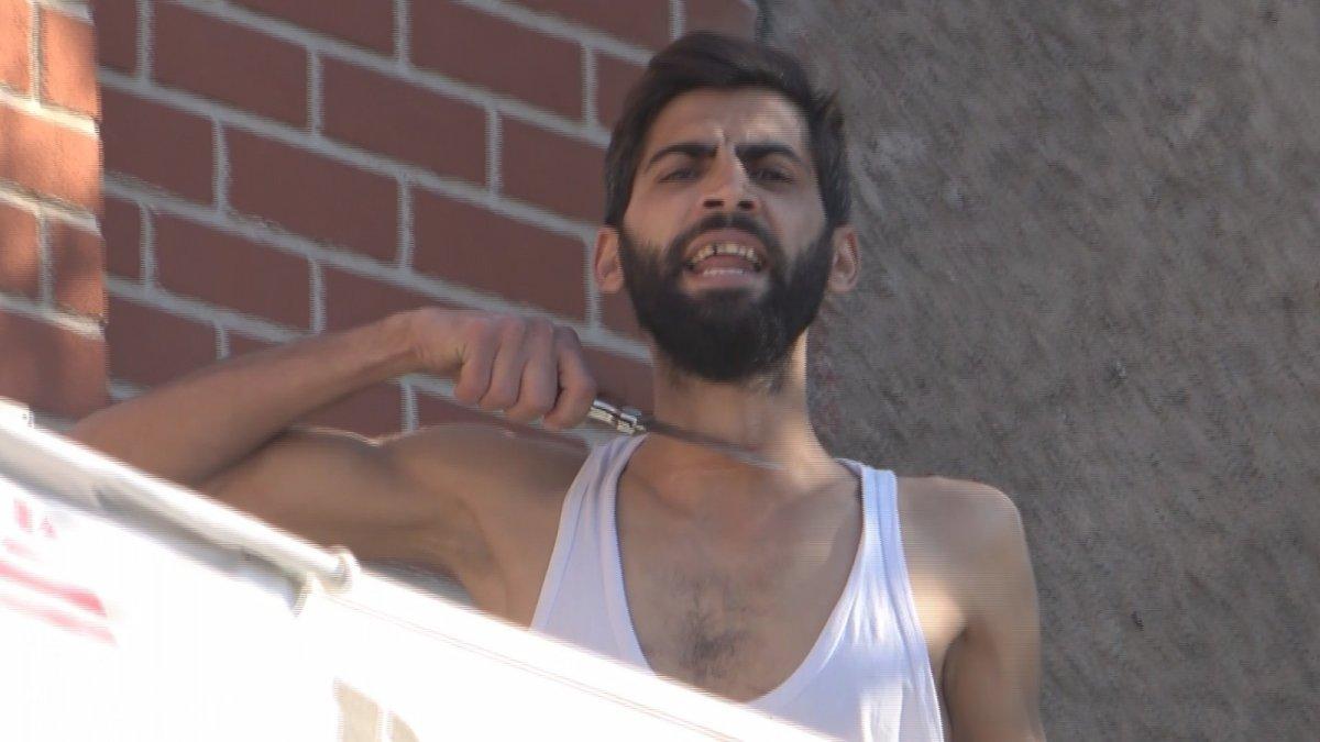 Adana da imam, intiharı önledi #1