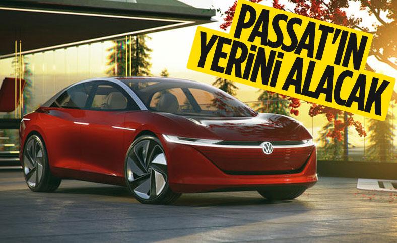 Volkswagen Passat'ın yerini alacak elektrikli araç belli oldu