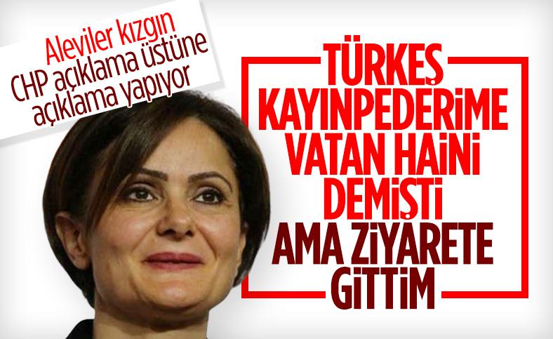 Canan Kaftancıoğlu, Seval Türkeş ziyaretini değerlendirdi
