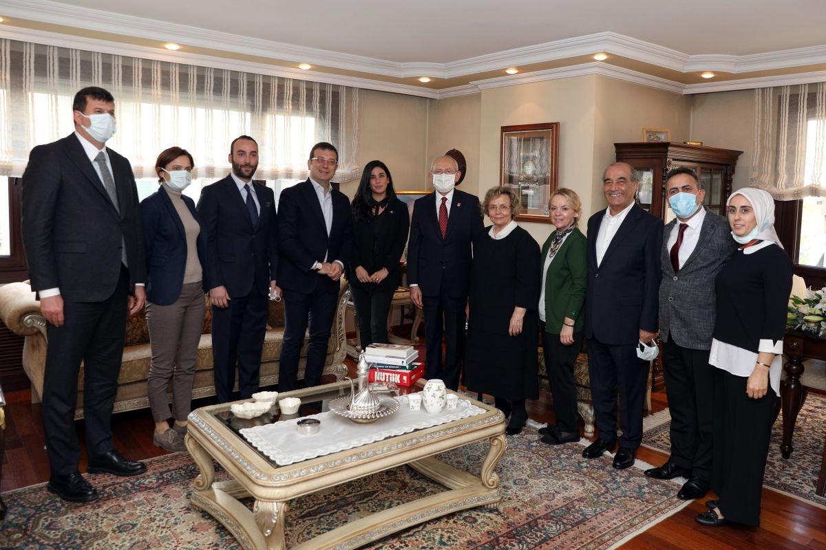 Canan Kaftancıoğlu, Seval Türkeş ziyaretini değerlendirdi #1