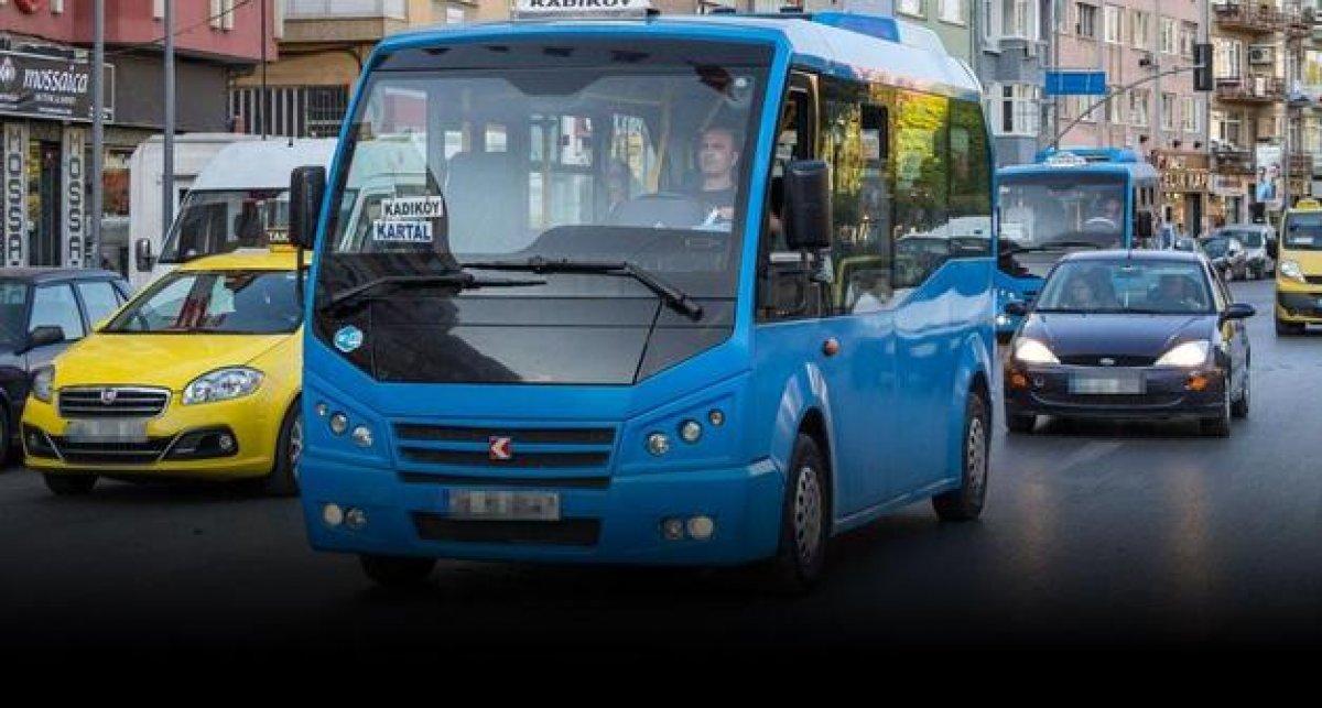 İstanbul da taksi, minibüs ve dolmuş ücretlerine yüzde 11 zam #1