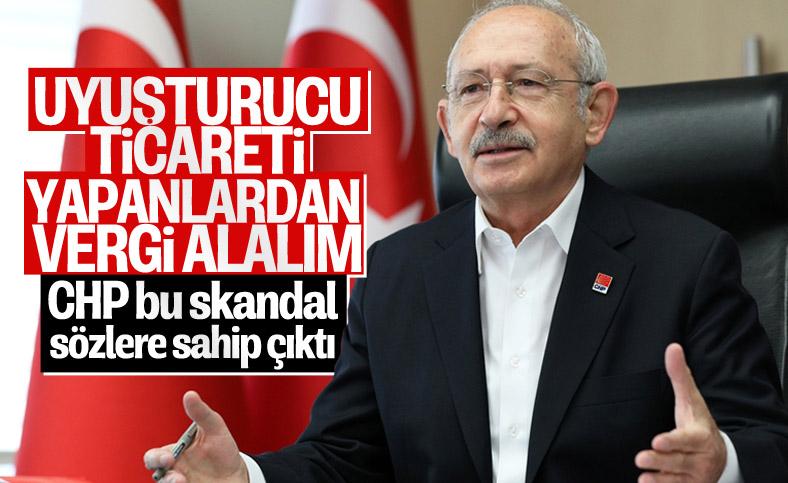 Kılıçdaroğlu'nun kanunsuz işlerden vergi alınsın sözüne CHP'li vekilden destek