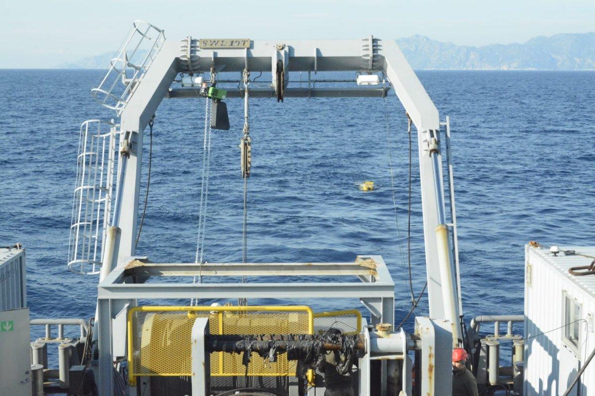 MSB: Cumhuriyet tarihinin en derin sonar görüntüleme operasyonu icra edildi  #3