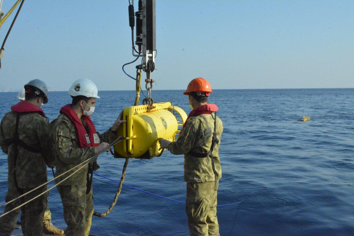MSB: Cumhuriyet tarihinin en derin sonar görüntüleme operasyonu icra edildi  #1