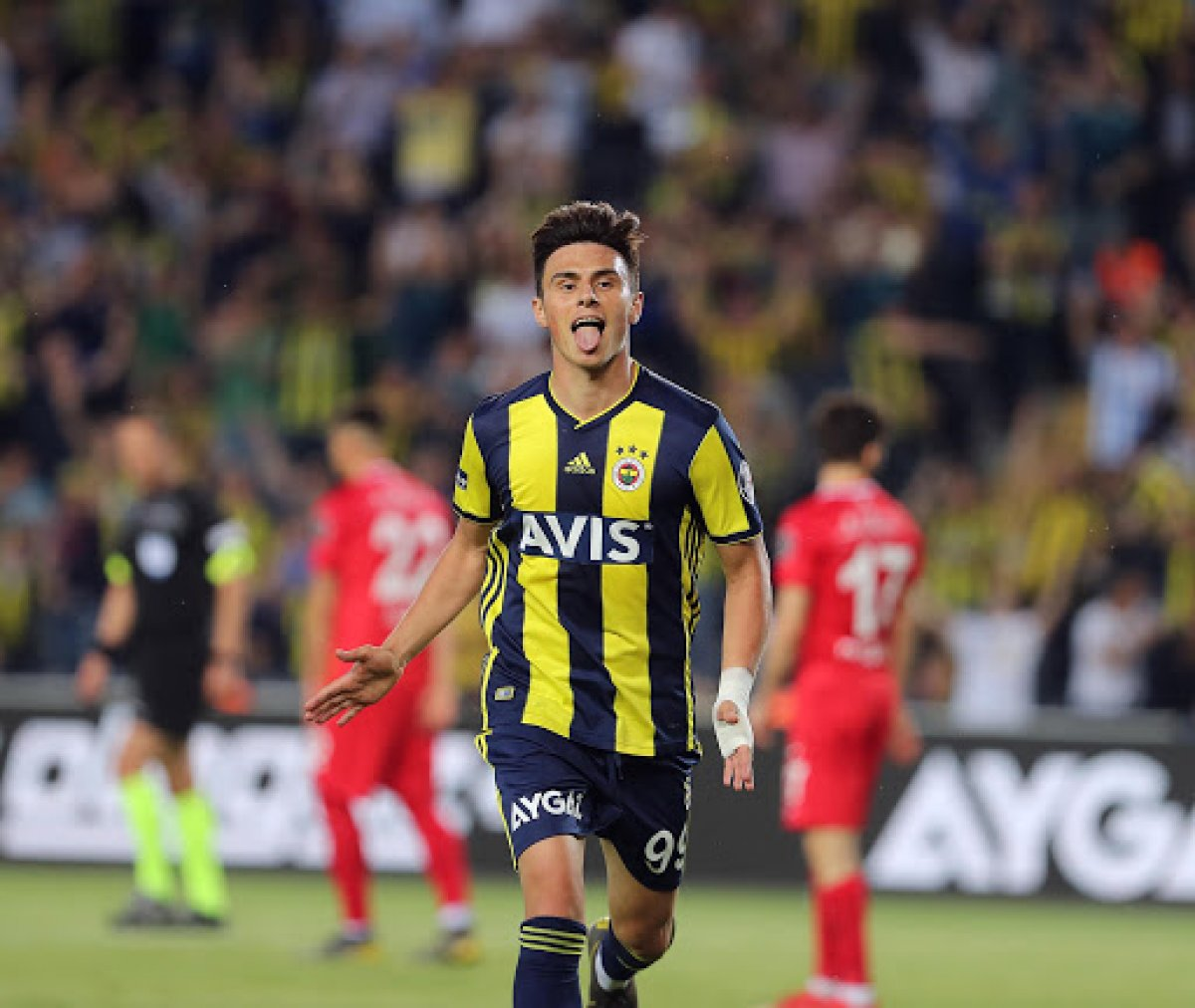 Fenerbahçe, Elif Elmas tan yine kazandı #2