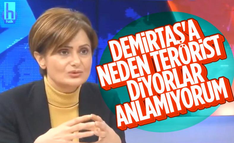 Canan Kaftancıoğlu, AİHM'in Demirtaş kararını değerlendirdi