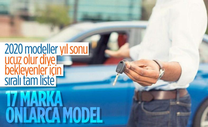 Türkiye'de 2020 yılında satılan en ucuz sıfır otomobiller: Aralık ayı güncel fiyat listesi