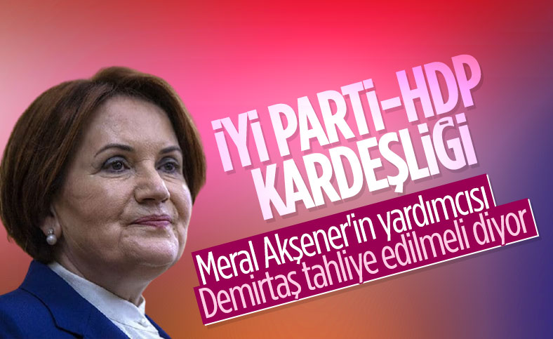 İyi Partili Yavuz Ağıralioğlu: Demirtaş kararına saygı duyulmalı