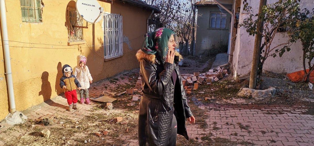 Elazığ da 5.3 büyüklüğünde deprem #3