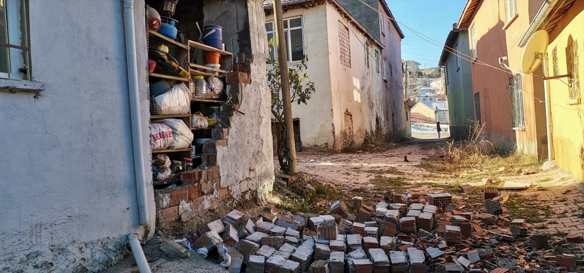 Elazığ da 5.3 büyüklüğünde deprem #2