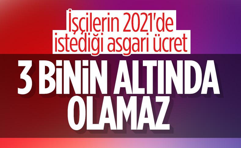 Ergün Atalay: Asgari ücret, 3 binin altında olmamalı