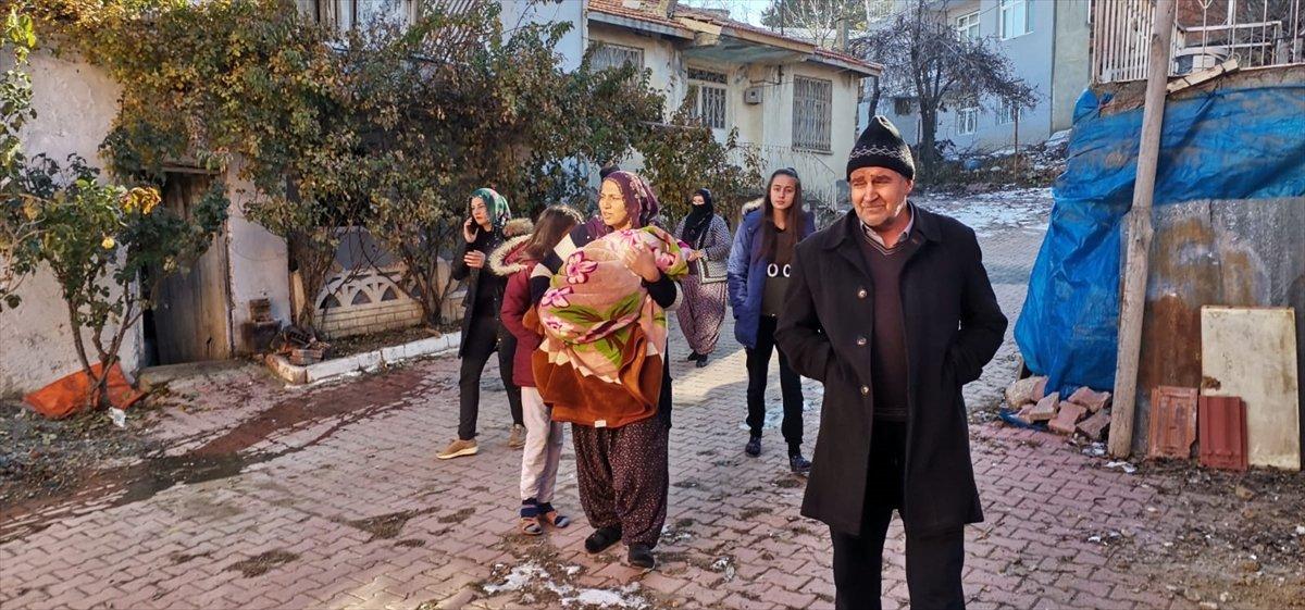 Elazığ da 5.3 büyüklüğünde deprem #5