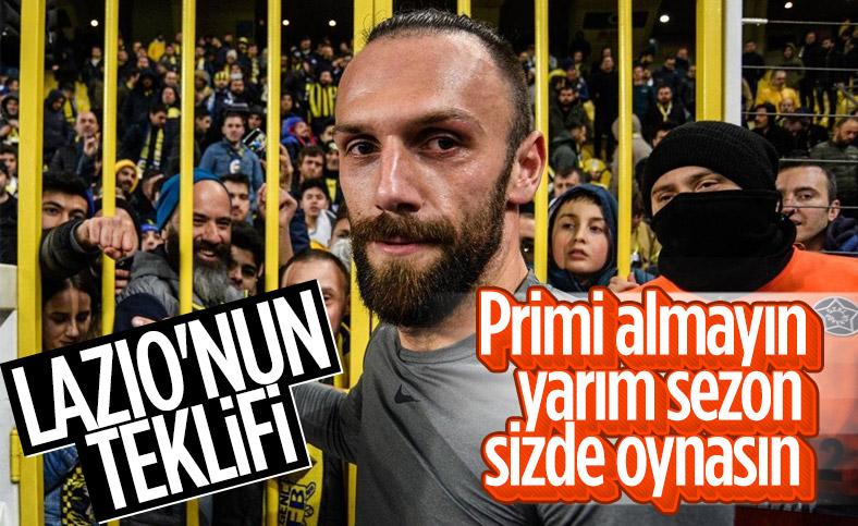 Lazio'dan Fenerbahçe'ye Vedat Muriç teklifi