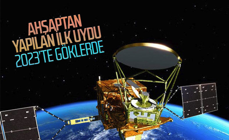 Japonya, 2023'te dünyanın ilk ahşap uydusunu fırlatacak