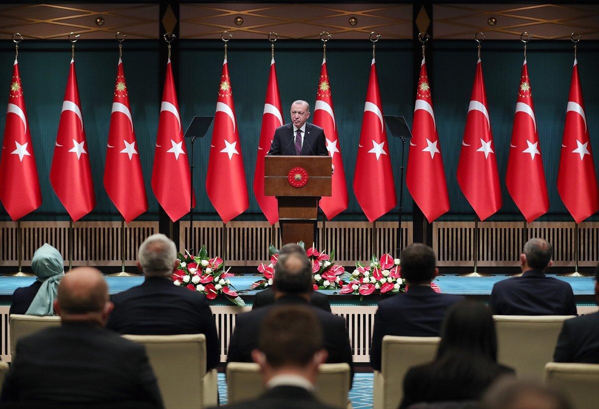 Cumhurbaşkanı Erdoğan, koronavirüs aşılarının geleceği tarihi duyurdu  #1