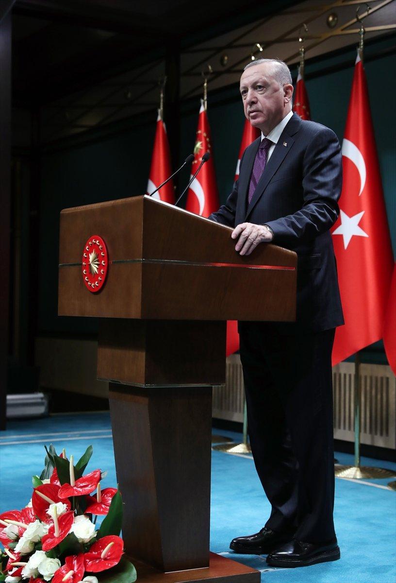 Cumhurbaşkanı Erdoğan, koronavirüs aşılarının geleceği tarihi duyurdu  #3