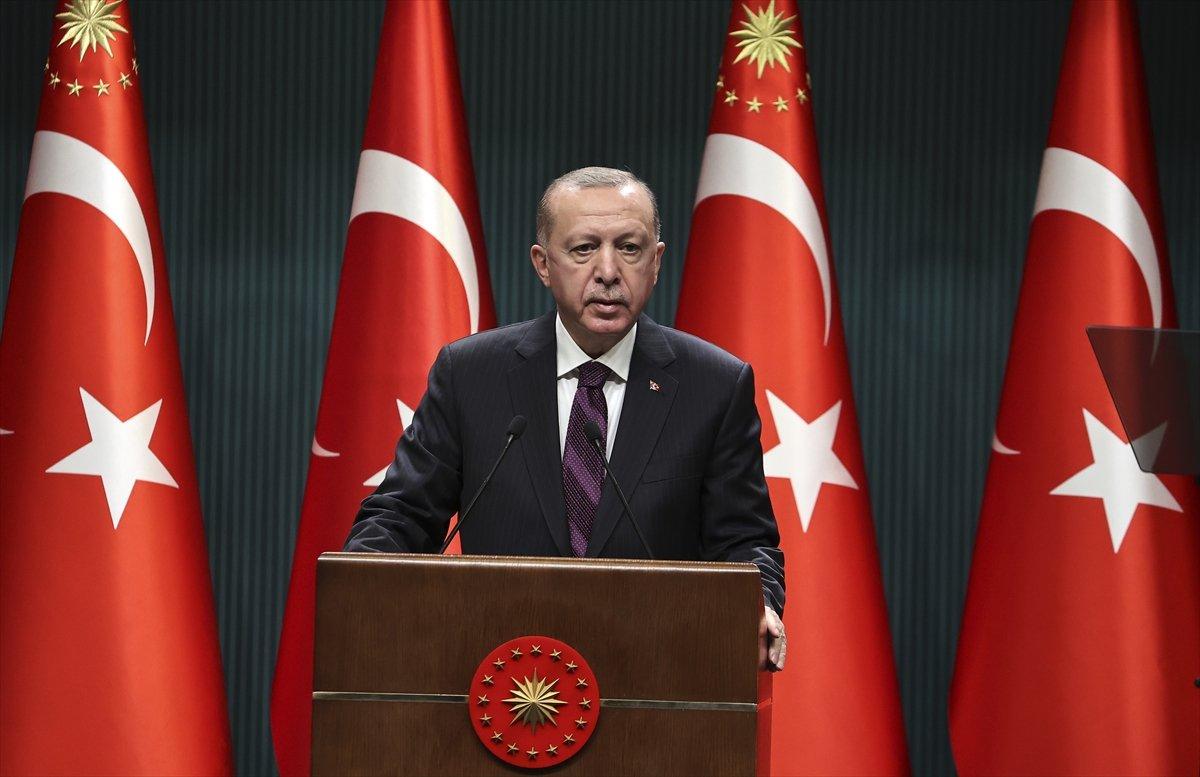 Cumhurbaşkanı Erdoğan: Yüz yüze eğitime verdiğimiz arayı 15 Şubat a kadar uzatıyoruz #2