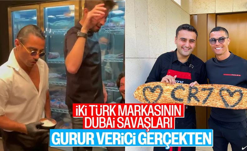 Czn Burak ve Nusret, dünyaca ünlü futbol yıldızlarını konuk etti