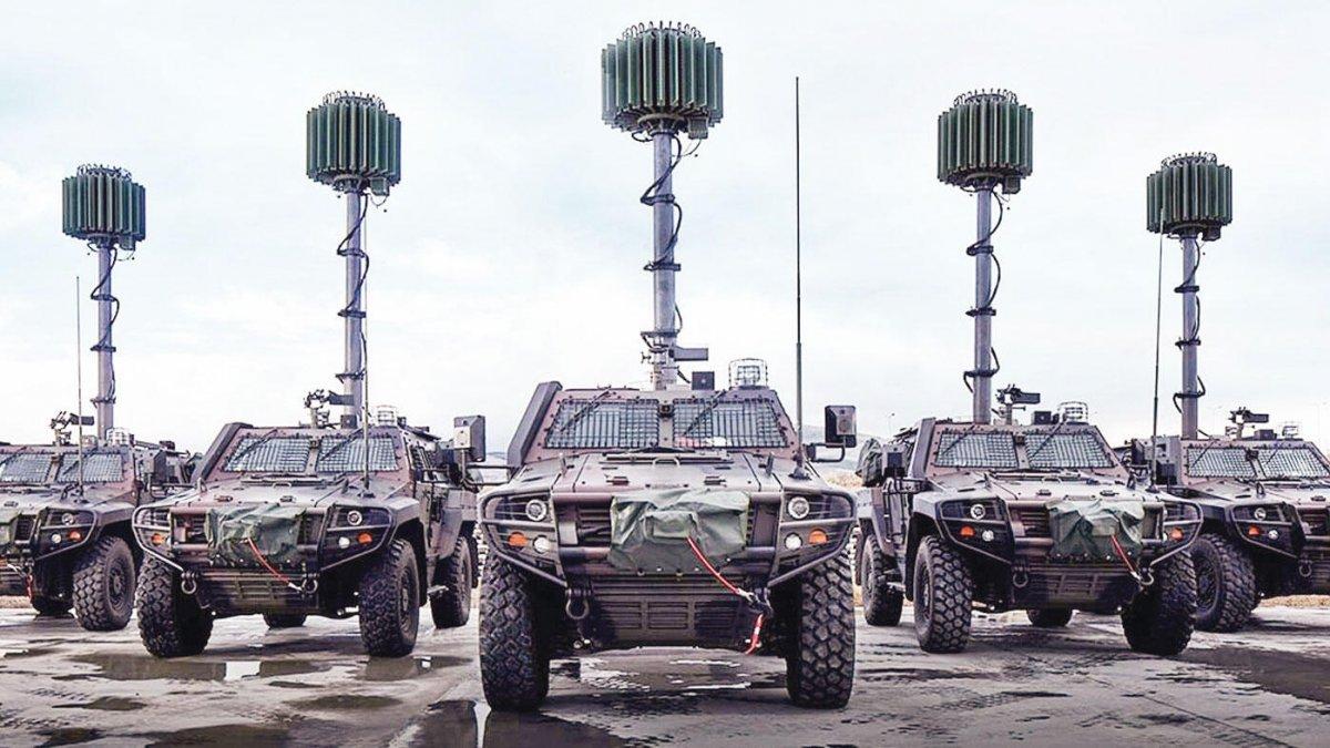 Türk savunma sanayisinin 2020 de göz dolduran başarıları  #5