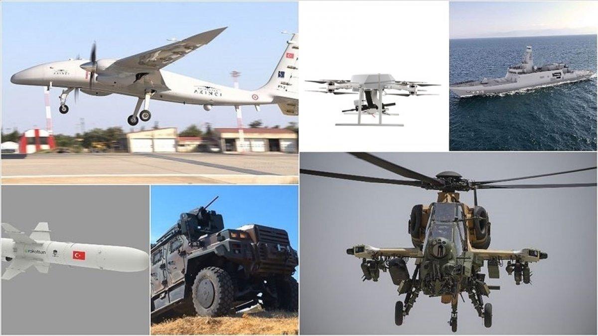 Türk savunma sanayisinin 2020 de göz dolduran başarıları  #2