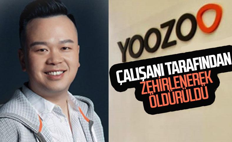 Çin'in oyun firması Yoozoo'nun CEO'su Lin Çi, çalışanı tarafından zehirlenerek öldürüldü