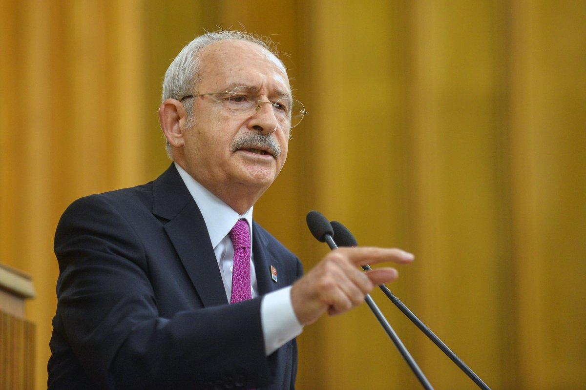 Kılıçdaroğlu: Demirtaş kararını tıpış tıpış uygulayacaklar #1