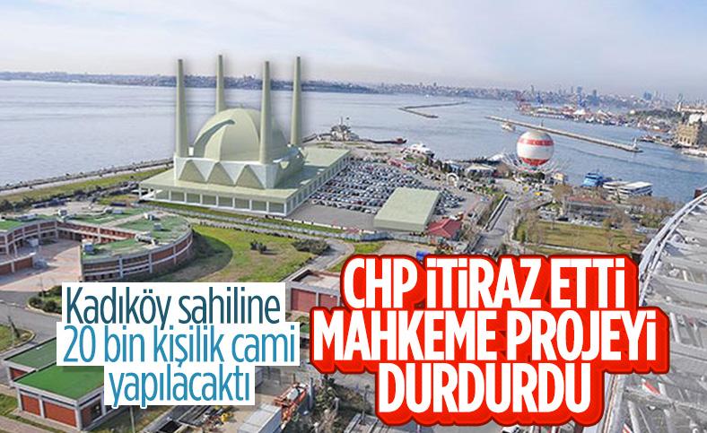 Kadıköy'e yapılması planlanan cami iptal edildi
