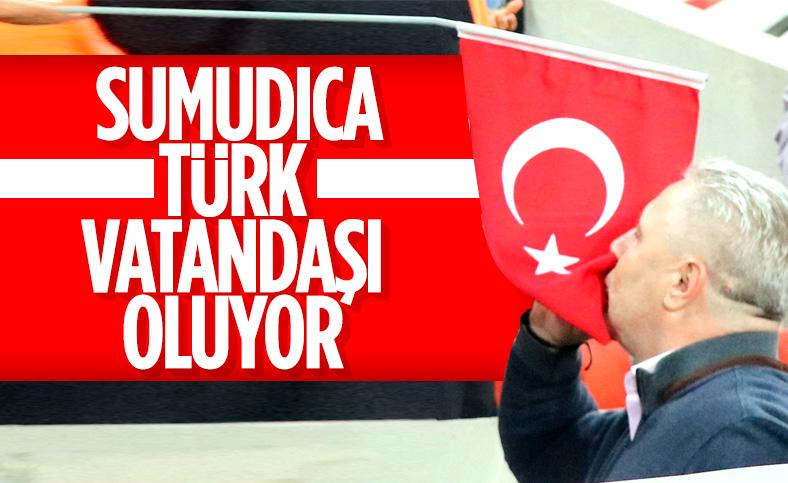 Marius Sumudica Türk vatandaşlığı için başvurdu